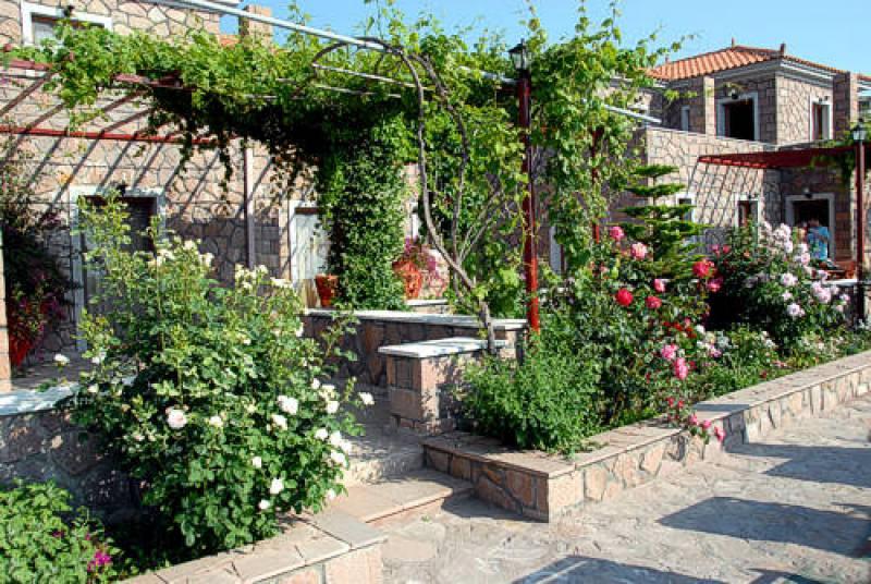 Appartementen Molivos Castle - Molyvos - Lesbos